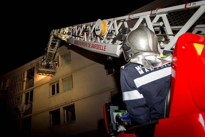 Three Armenian citizens dead in Marseille building fire